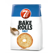 Bake Rolls 7 Days slaný 80g