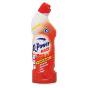 Q-Power WC gél 750ml antibakteriálny