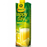 Džús Happy Day Grapefruit 100% 1l